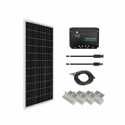 solar starter kit panels alternative