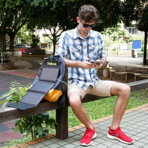 Suaoki Foldable Foldable Charger TIR-C