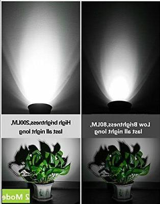 USYAO Spotlight 4 LED 200