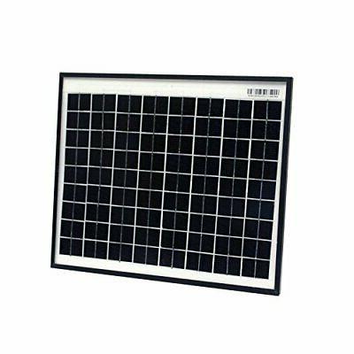 spu10w24v monocrystalline solar panel