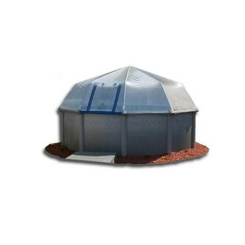 sun dome pool cover