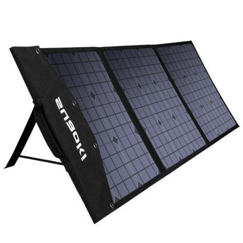 Suaoki 120W Solar Panel Charger Sun Solar Power