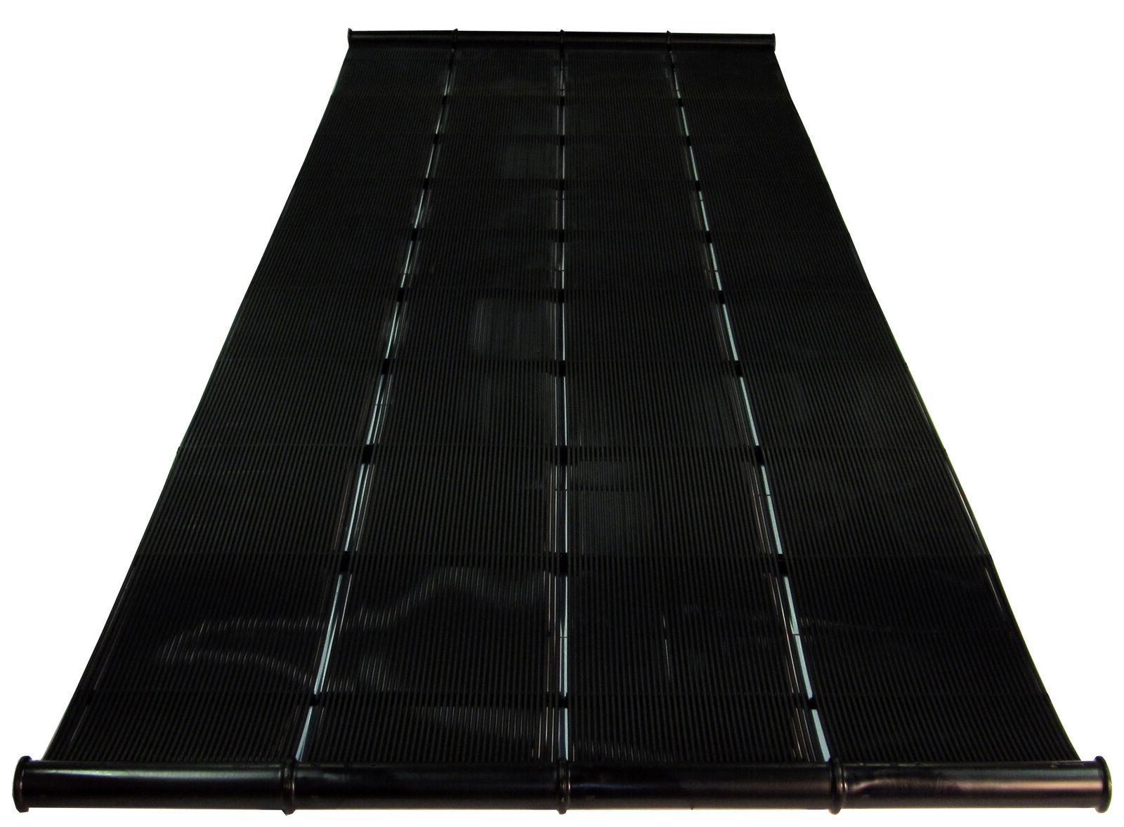swimming pool solar heating panel