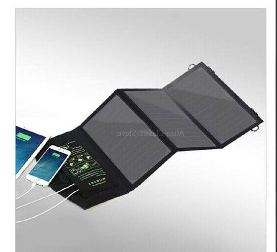 The 21W Solar Dual Output NEW
