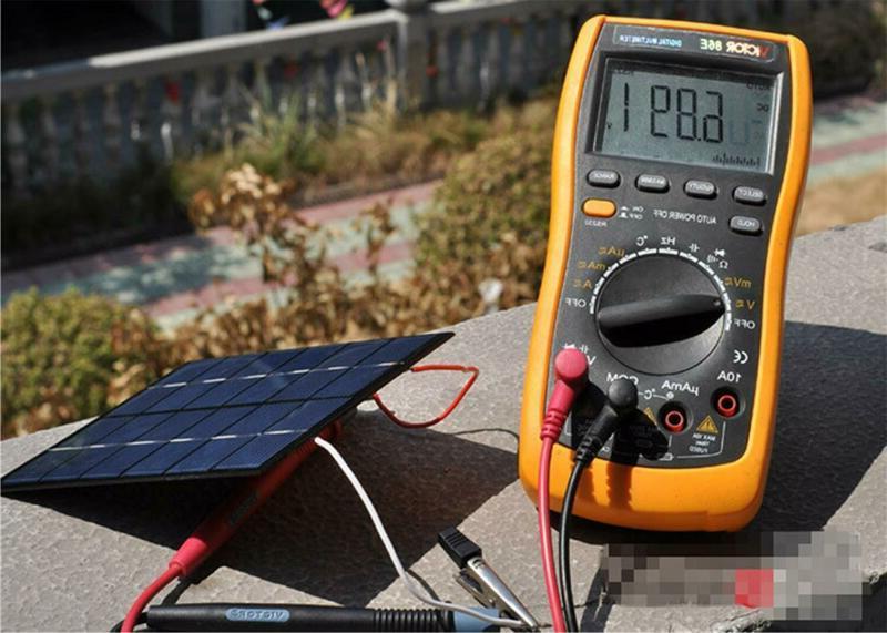 USB Solar Module DIY Polysilicon Epoxy