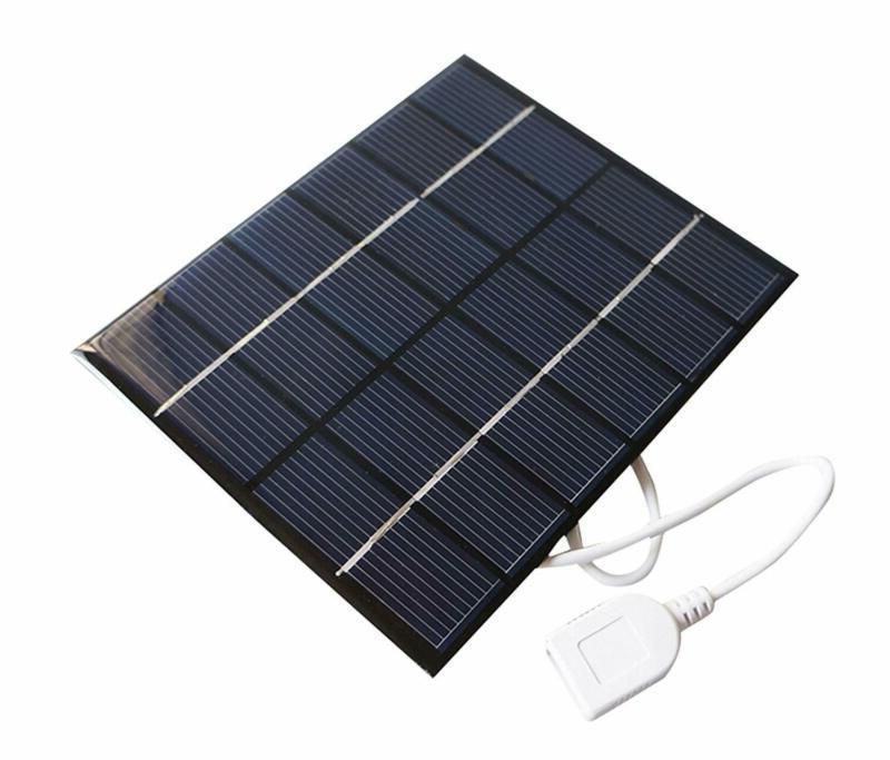 USB Mini Solar Module DIY Polysilicon Epoxy