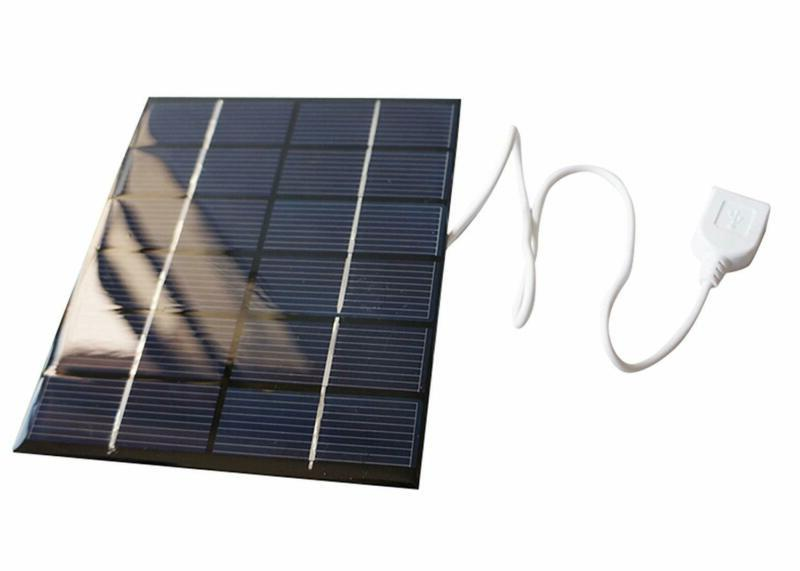 USB Solar Module Epoxy Cell
