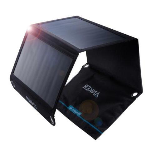 Anker 2-Port USB Solar Charger Solar for More