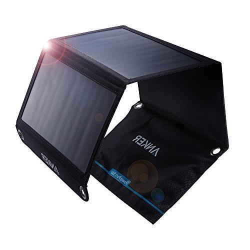 Anker USB Solar for iPhone 6s iPad Pro/Air / Mini, Galaxy / / Edge/Plus, Note LG, Nexus, More