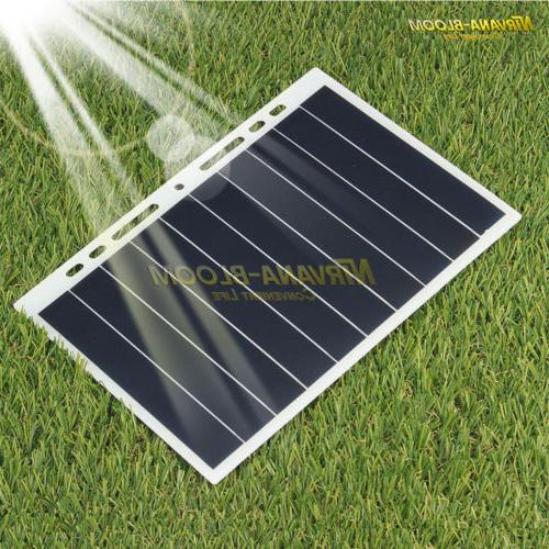 Waterproof Portable Solar USB Charger Cell Phone