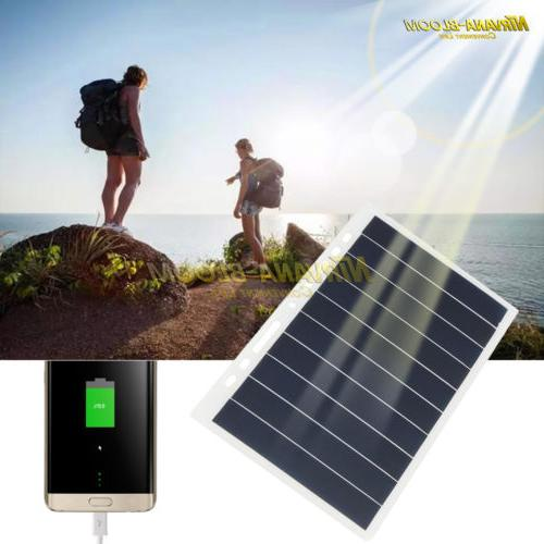 Waterproof 5V 10W Portable Solar Charger Cell Phone Tablet
