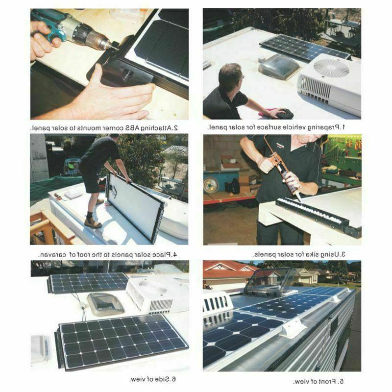 Plastic Gland Housing Solar Panels Boats