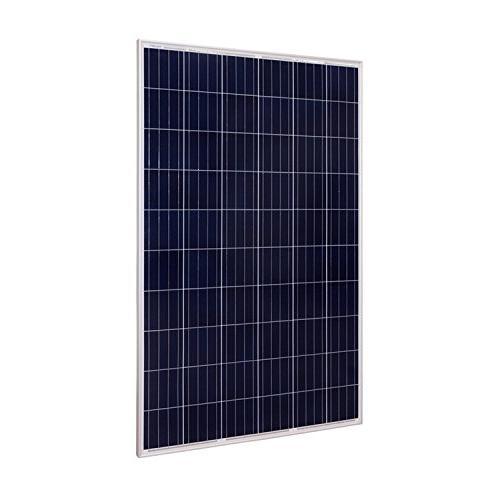 Renogy Watt Volt Solar Panel for Off-Grid On-Grid System, Residential Cabin Multi-Panel Solar