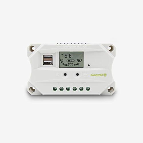 Newpowa Solar Controller with