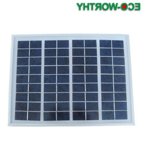 ECO Panel Ploy Solar Module Battery for Boat