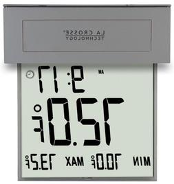 La Crosse Technology 306-605 Solar Window Thermometer
