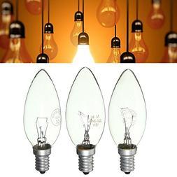 Led Light Bulbs - E14 15w/25w/40w Warm White Vintage Edison