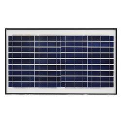 ALEKO SP30W12VP 30 Watt 12 Volt Polycrystalline Solar Panel