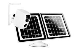 Lynx Solar Weatherproof Outdoor WiFi Surveillance Camera wit