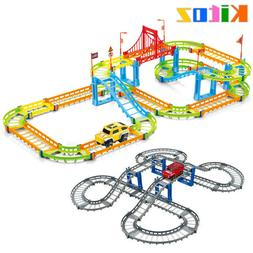 Kitoz Magical Slot With Car Colorful Buildable Assembly Mini