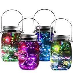 mason jar fairy lights bottle