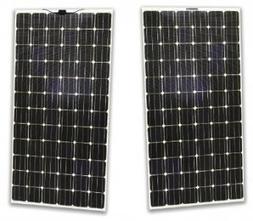 Sunpreme Maxima 350W Double-Glass Frameless Bifacial Solar P