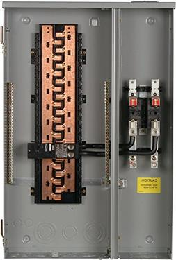 Siemens MC3040S1200SC Meter-Load Center Combination, 30 Spac