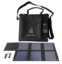 MEGASOLAR 60W Solar Charger Solar Panel with Solar Controlle
