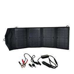 Instapark Mercury27 27-watt Compact Foldable Solar-powered B