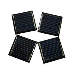 5Pcs 2V 45mah 0.09W 30x30mm Micro Mini Power Small Solar Cel