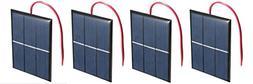 AMX3d Micro Mini Solar Cells Multipack– 1.5V 400mA Compact