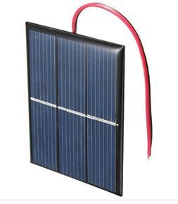 AMX3d Micro Mini Solar Cells – 1.5V 400mA Compact Solar Pa