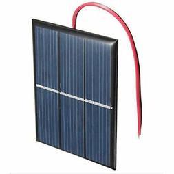 Micro Mini Solar Cells - 1.5V 400mA Compact Panels Power Hom