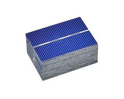 AOSHIKE 100Pcs Micro mini Solar Panel Solar Cells 0.5V 0.35W