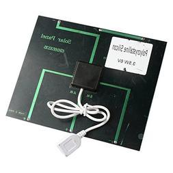 Maelu 3.5w 6v Mini 2.0 USB Solar Panel Module Solar System S