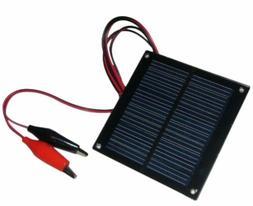 Mini Solar Panel 0.5W 5V 100mA GP80*80-10A100 - Electrical &