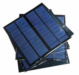 Sunnytech 1pc 3W 12V 250ma Mini Small Solar Panel Module DIY