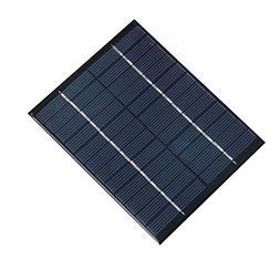 NUZAMAS 2W 12V 160ma Mini Solar Panel Module Solar System Ce