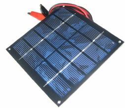 mini solar panel polysilicon cell charger module