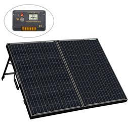 ECO-WORTHY 50W 100W 12V Portable Folding Solar Panel for Cam