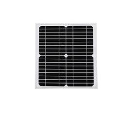 Solarnara Mono Solar Panel 10W 10 Watts For 12 Volt Battery
