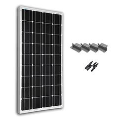 mono solar panel expansion kit