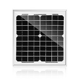 ACOPOWER HY010-12M 10 Watt 10W Mono Solar Panel for 12V Batt