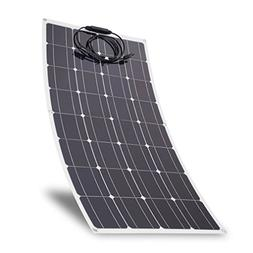 Kath 175W Monocrystalline Flexible Solar Panel Outdoor Solar