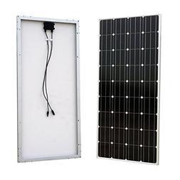 ECO-WORTHY 160 Watt Monocrystalline Photovoltaic PV Solar Pa