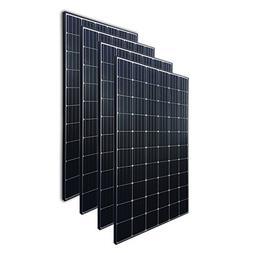 Renogy Monocrystalline Panel 1200W Grid Large Solar System,