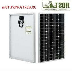 3pcs RENOGY 100 Watt 100w Monocrystalline Photovoltaic PV So