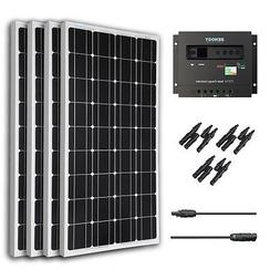monocrystalline solar kit