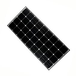 ALEKO 140-Watt Monocrystalline Solar Module Panel 140W 12V