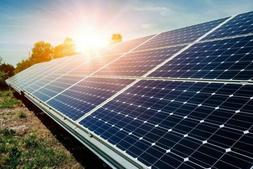 Monocrystalline Solar Panel 18V 100W Off Grid  Battery Charg